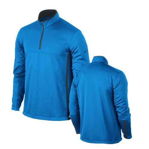 Nike Mens Golf Therma-fit Pullover Cover Up Small