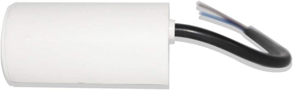 60Hz Motore Pompa Pompa condensatore di avviamento (1PC) ICQUANZX Condensatore Lavatrice 15uF CBB60 AC450V 50