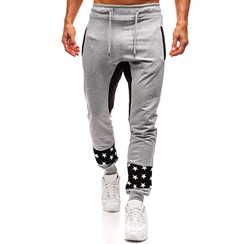 Clearence Men's Pants KpopBaby Winter Printed Joggers for sale  Delivered anywhere in USA