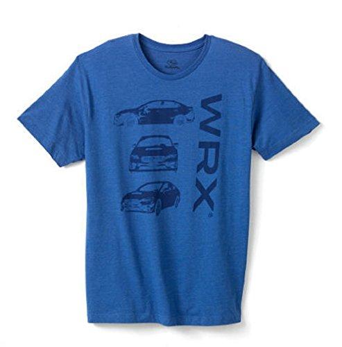official-subaru-gear-wrx-cars-t-shirt-large