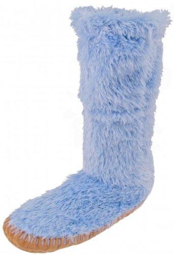 Capelli New York Teddy-Hüttenschuhe YETI Harmonious Blue