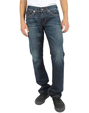 Mens Ricky Engineered Super T Jeans in Retribution