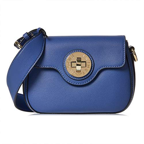 Bleu Bandoulière Femme Cm Pour Armani 20x13x6 Dragée Sac Emporio 6xqgwC1X