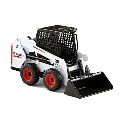 Norscot 6989074 1/25 Bobcat S510 Skid Steer Loader: Toys & Games