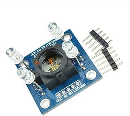 TCS230 TCS3200 Color Recognition Sensor Detector Module for MCU Arduino