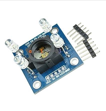 TCS230 TCS3200 Detector Module Color Recognition Sensor for MCU Arduino BEST - - Amazon.com