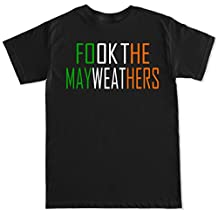 FTD Apparel Men's Fook the Mayweathers T Shirt