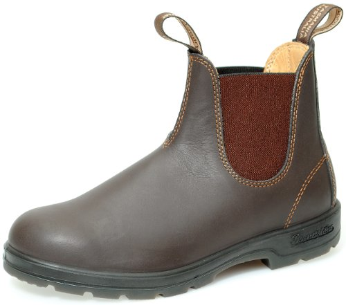 Blundstone Unisex Chelsea-Schuhe, Braun - braun - Größe: 44 (10 UK)