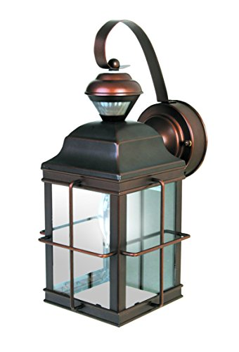 Carriage Style Porch Lights - 7