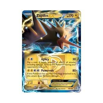 Zapdos Ex Plasma Storm 48/135 Pokemon Card Ultra Rare for sale  Delivered anywhere in USA