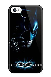 Fashion Tpu Case For Iphone 4/4s- The Dark Knight () Defender Case Cover
