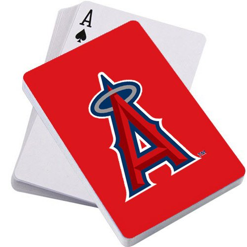 MLB Anaheim Angels Playing Cards