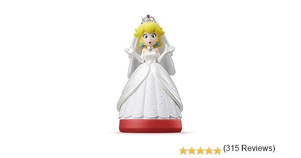 Nintendo Amiibo Peach Rojo, Color Blanco, Amarillo - Figuras de Juguete para niños (Rojo, Color Blanco, Amarillo, Videojuego, Acción / Aventura): Amazon.es: Juguetes y juegos