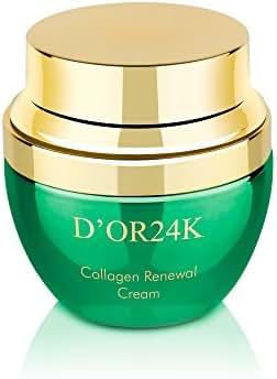 D'OR 24K Collagen Renewal Cream