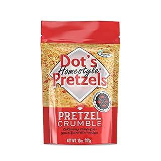 Dot's Homestyle Pretzels | Pretzel Crumble | 10 oz. Bag | Formerly Dot's Pretzel Rub | 1 Bag