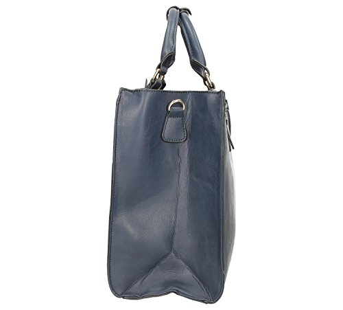 Navy Blue Marcella SWANKYSWANS Womens SwankySwans Work Bag Shoulder Cosmo 0OBwBq