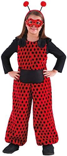 Disfraz de Mariquita con Peto: Carnival T.: Amazon.es: Hogar