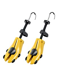 YaeKoo Pair Professional 2-Way Premium Shoe Stretcher,Expander Shoe Tree Shaper