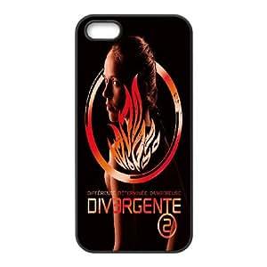Generic Case Divergent For iPhone 5, 5S T6Y7758502
