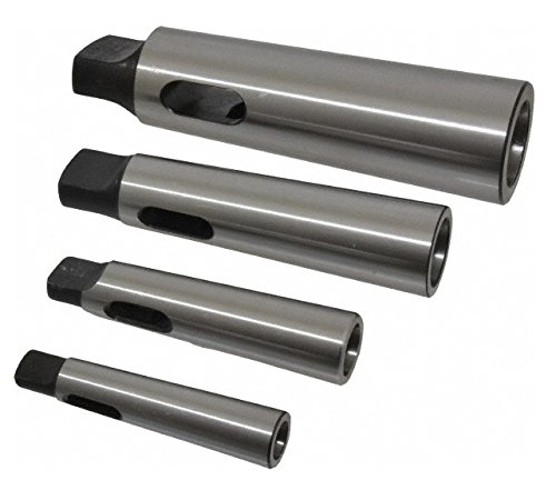 HHIP 3900-1850 Morse Taper Sleeve, 4-piece Set by HHIP