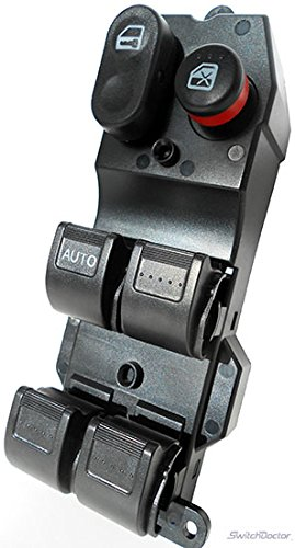 SWITCHDOCTOR Window Master Switch for 2007-2008 Honda Fit ()