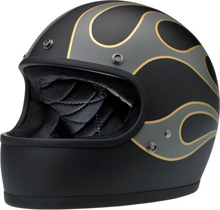 Full Face Bobber Helmet - 5