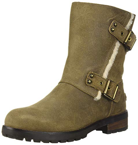 UGG Women's W Niels II Fashion Boot, Dove, 11 M - Zipper With Uggs