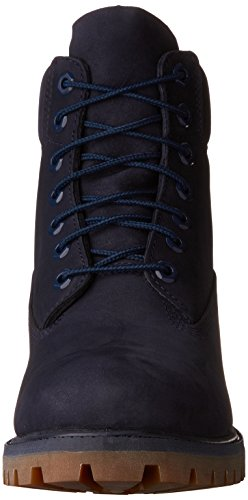 Classiques 6 Timberland Bottes inch Nubuck Homme Premium Navy OTdqqI