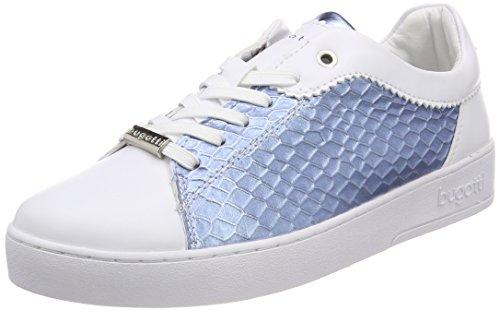 White Blue Trainers White Bugatti 3 2040 Women's 421291025059 White UK n6xOAvx