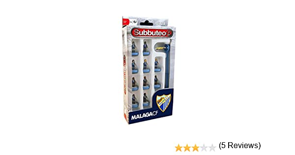 Eleven Force Subbuteo Teambox Málaga CF (63799), Multicolor ...