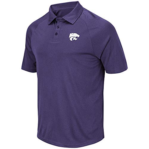 Mens Kansas State Wildcats Wellington Polo Shirt - ()