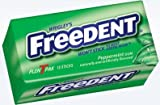 Freedent Peppermint 12 CT