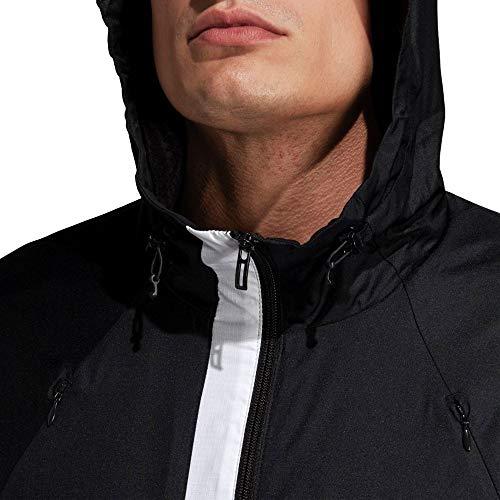 Adidas Vello Giacca Black Id Lined Wnd Ss19 rTw8Cxrq