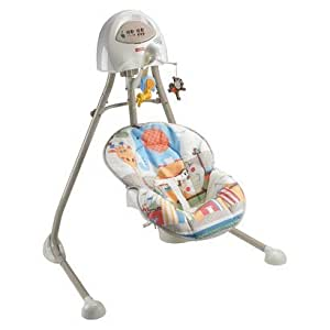 Fisher price cradle n swing fun park for Baby swing motor replacement