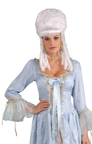 Antoinette Costumes Halloween Marie (Marie Antoinette Wig Costume)