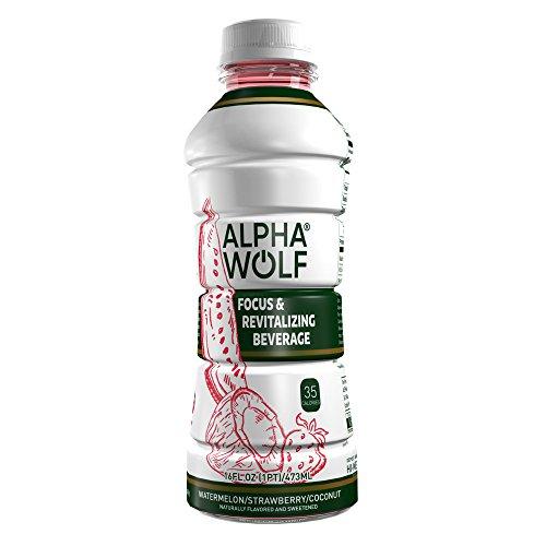 Alpha Wolf Revitalizing Watermelon Strawberry