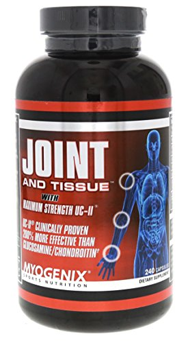 Myogenix Joint And Tissue Joint And Tue 240 Caps