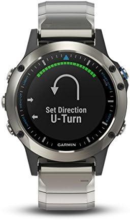 Garmin Quatix 5 Negro Reloj Deportivo
