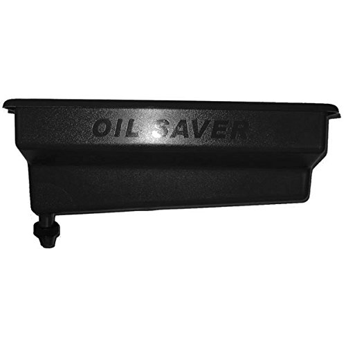 Oil Saver Bottle Drain - Black (Drain Plastic Waste Oil)