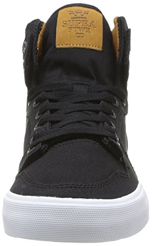 Supra Vaider LC Sneaker Black/Brown/White y4Tf7fXaZa