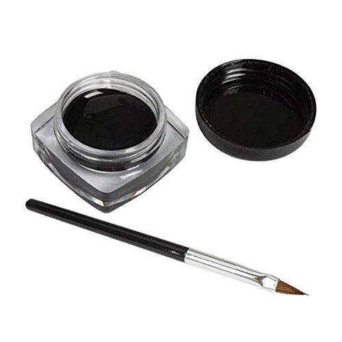 ❤JPJ(TM)❤️ Women Eyeshadow,2 Pcs Girls New Mini Eyeliner