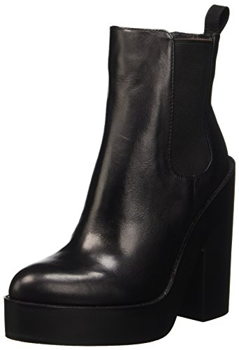 Player 001 Black Women's Smith Windsor Leather Ankle Black Boots wAqPnOpx