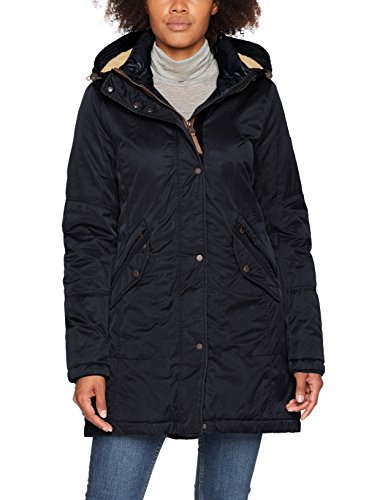 Camel Cappotto nave Donna 40 Active Blu 0rBRx0q