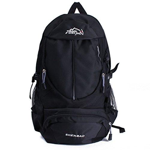 Men Outdoor Sport Travel Backpack Bookbag Satchel Hiking Camping Shoulder Bag (Oakley Mini Backpack)