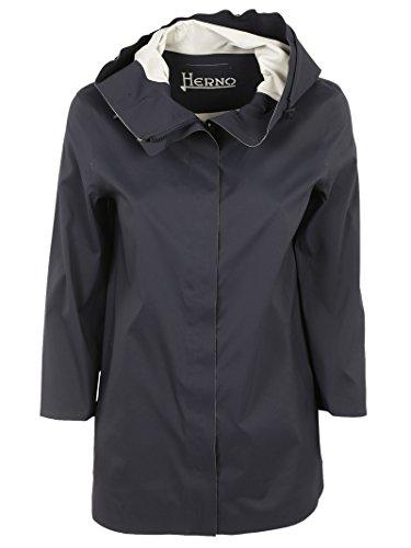 Herno Femme GC0127D192899213 Bleu Polyamide Blouson