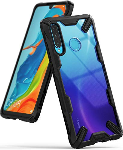 Ringke Fusion-X Designed for Huawei P30 Lite Case Protection for sale  Delivered anywhere in Canada
