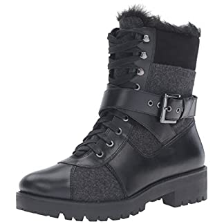 NINE WEST Women's Orithna Leather Boot 2