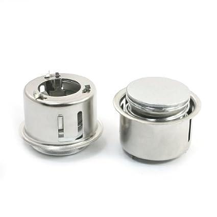 Rodada Magnetic Centro Termostato Sensor para Elétrica Rice Cooker 2 Pcs
