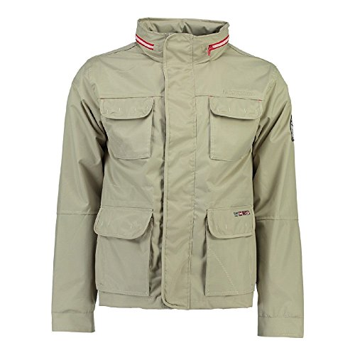 Geographical Beige Colagne Chaqueta Beige Norway Hombre r8qxBwAnr7