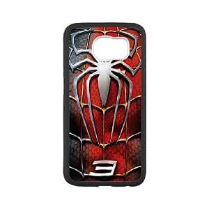 Spider-Man DIY case For Custom Case samsung_galaxy_s7 edge QW7302490